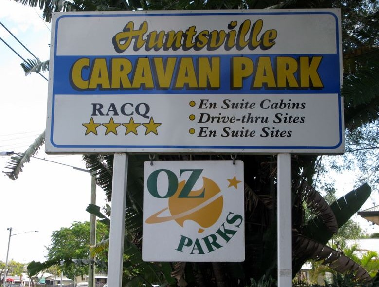 Huntsville Caravan Park - Whitsundays Accommodation