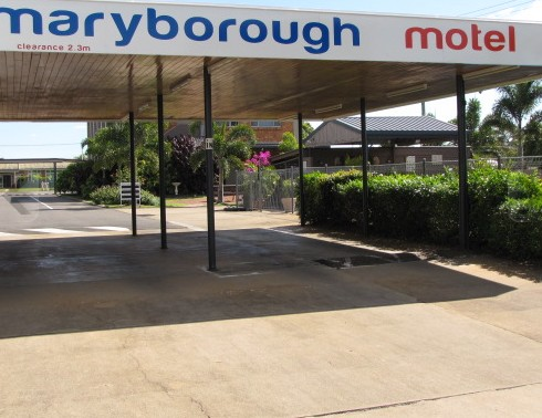 Maryborough Motel and Conference Centre - Whitsundays Accommodation
