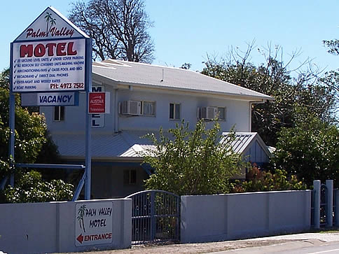 Palm Valley Motel and Self Contained Holiday Units - Whitsundays Accommodation