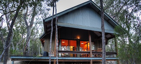 Girraween Environmental Lodge - Whitsundays Accommodation