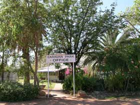 Blackall Caravan Park - Whitsundays Accommodation
