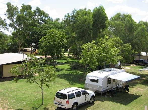 BAILEY BAR CARAVAN PARK - Whitsundays Accommodation