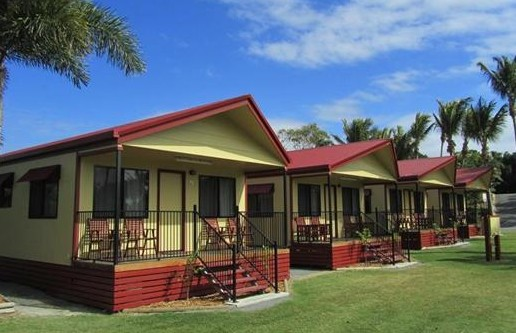 Big 4 Capricorn Palms Holiday Village - Whitsundays Accommodation