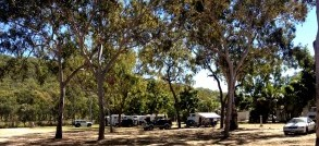 Barracrab Caravan Park - Whitsundays Accommodation