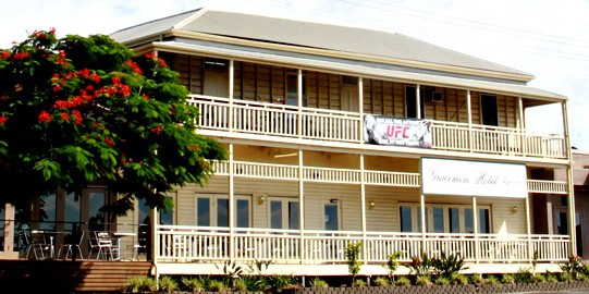 Gracemere Hotel - Whitsundays Accommodation