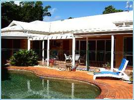 Tropical Escape Bed  Breakfast - Whitsundays Accommodation