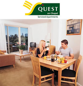 Quest On Chapel - Whitsundays Accommodation