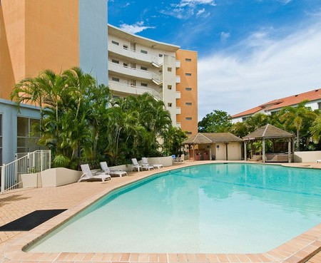 Rays Resort Apartments - Whitsundays Accommodation