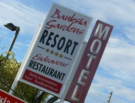 Banksia Gardens Resort Motel - Whitsundays Accommodation