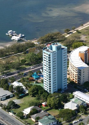 Palmerston Tower - Whitsundays Accommodation
