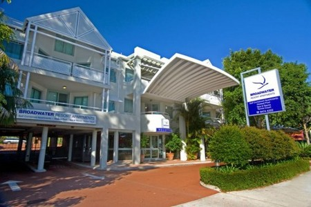Broadwater Resort Apartments - Whitsundays Accommodation