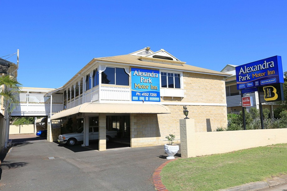 Alexandra Park Motor Inn - Whitsundays Accommodation