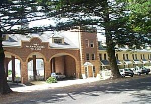 Port Warrnambool Village - Whitsundays Accommodation