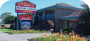 Strzelecki Motor Lodge - Whitsundays Accommodation