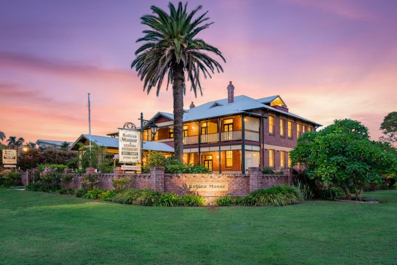 Ballina Manor Boutique Hotel  - Whitsundays Accommodation