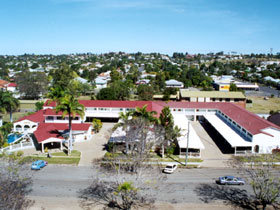 Central Park Motel - Whitsundays Accommodation