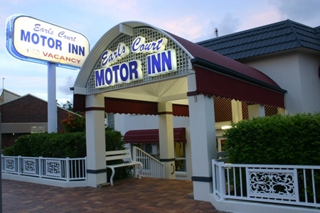 Earls Court Motor Inn - Whitsundays Accommodation