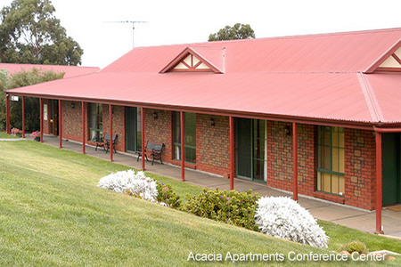 Acacia Apartments - Whitsundays Accommodation