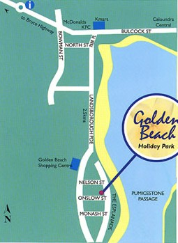 Golden Beach Holiday Park
