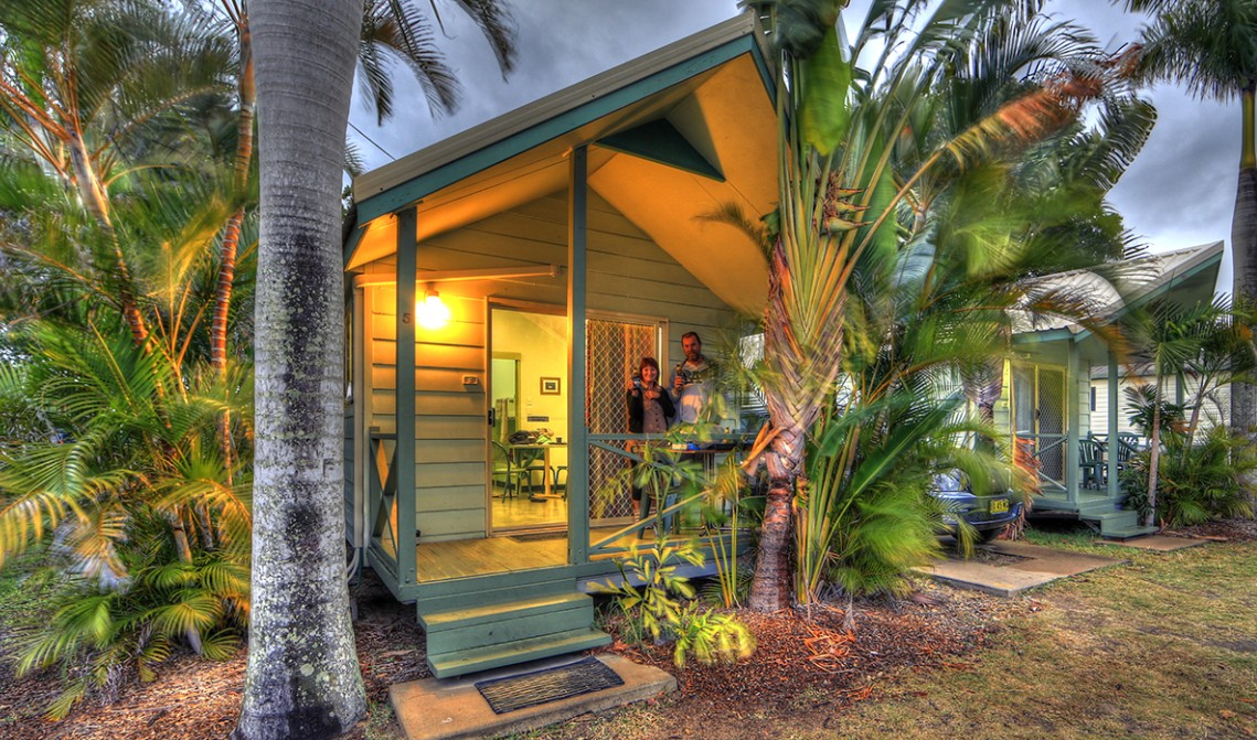 Harbour View Tourist Park - Whitsundays Accommodation