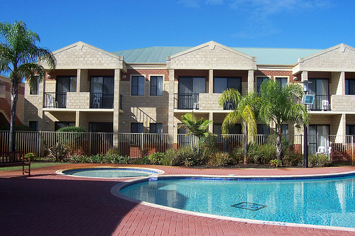 Country Comfort Inter City Perth Hotel  Apartments - Whitsundays Accommodation