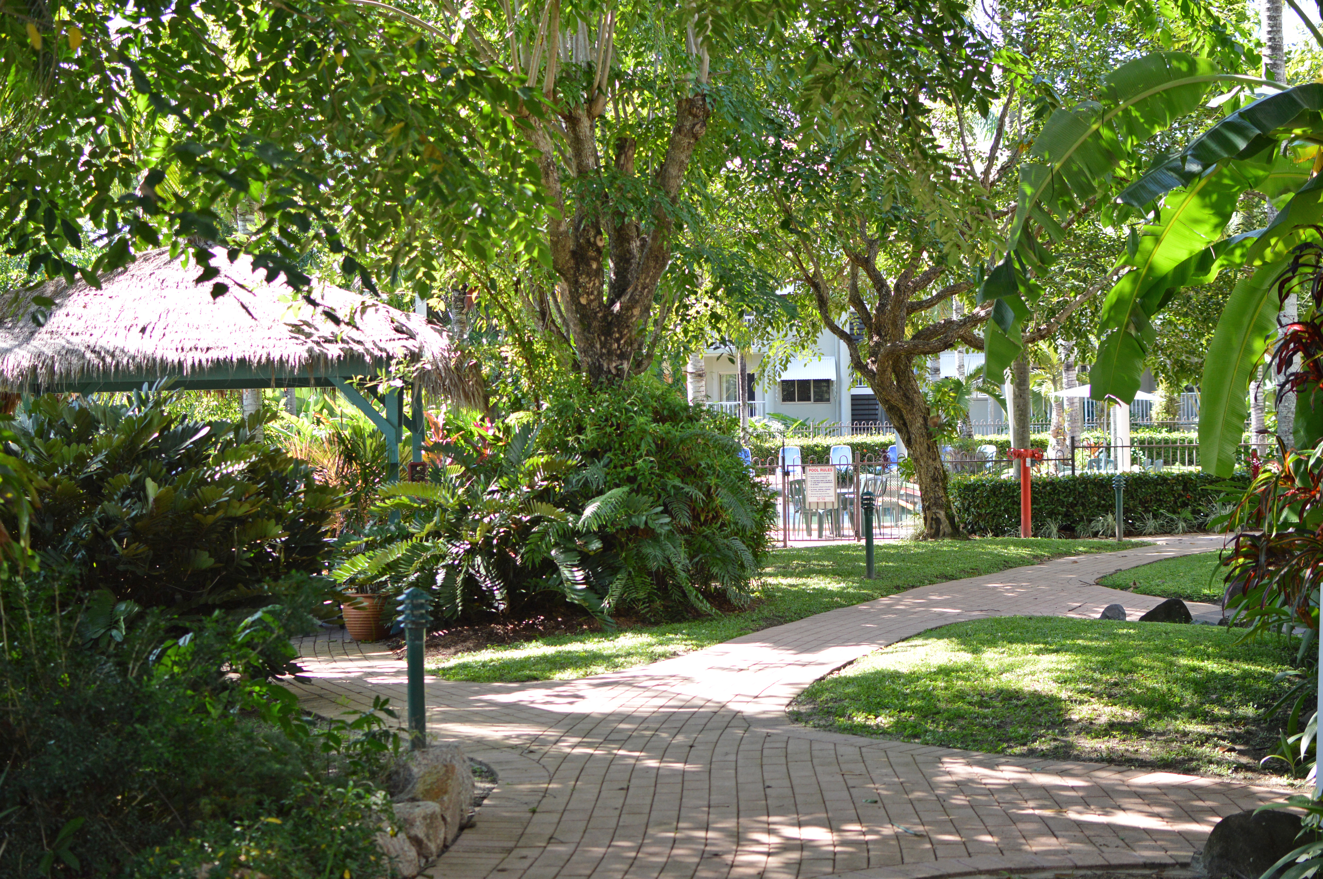 Cairns Beach Resort - Whitsundays Accommodation