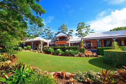 Montville Provencal Boutique Hotel - Whitsundays Accommodation