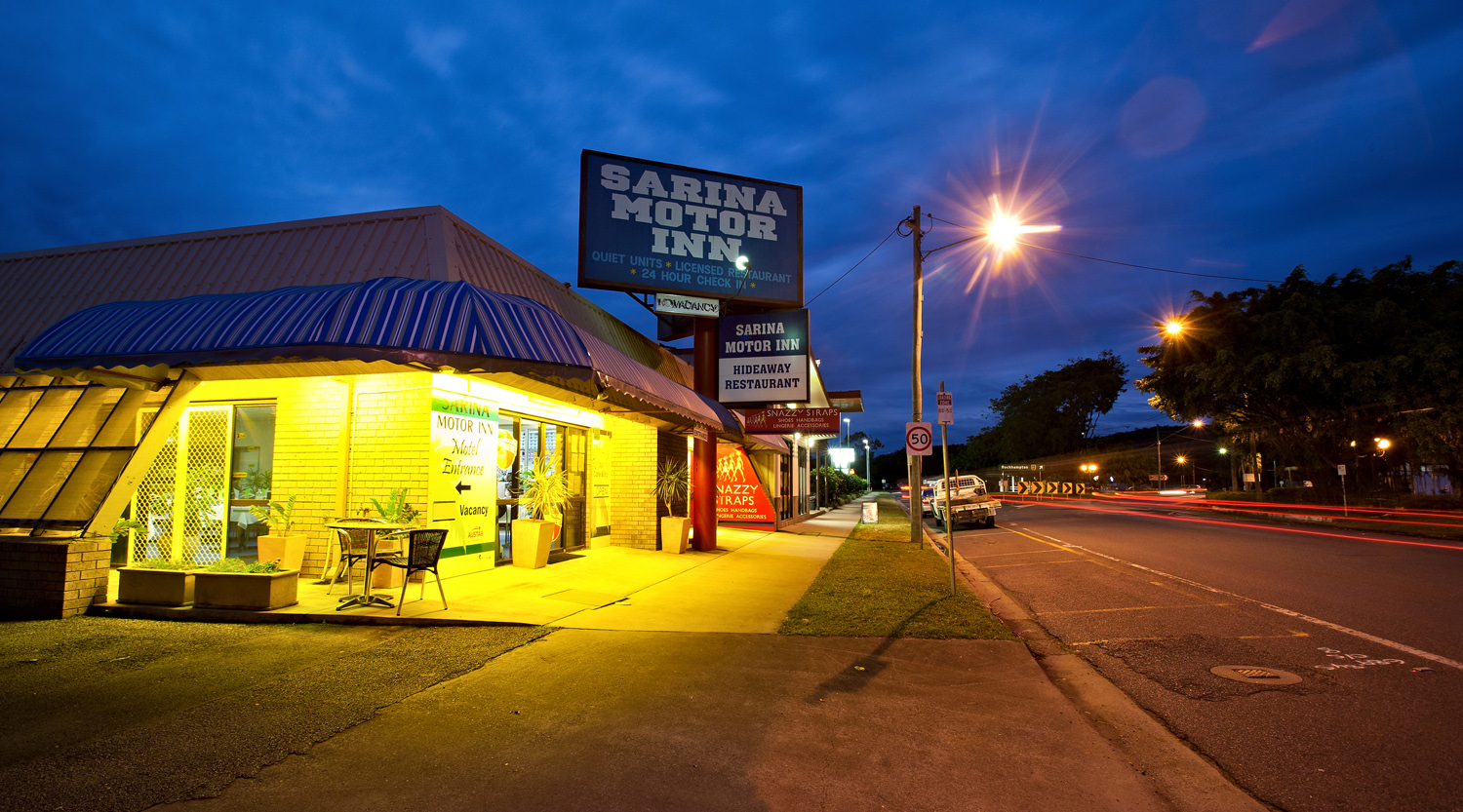 Sarina Motor Inn - Whitsundays Accommodation