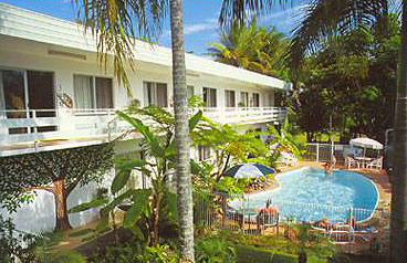 Silvester Palms Holiday Apartments - Whitsundays Accommodation