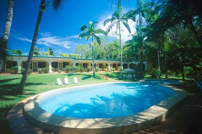 Villa Marine Seaside Holiday Apartments - Whitsundays Accommodation