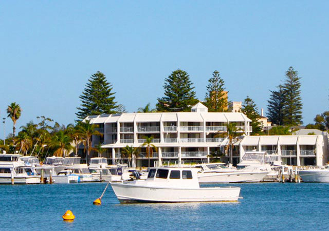 Pier 21 Apartment Hotel Fremantle - Whitsundays Accommodation