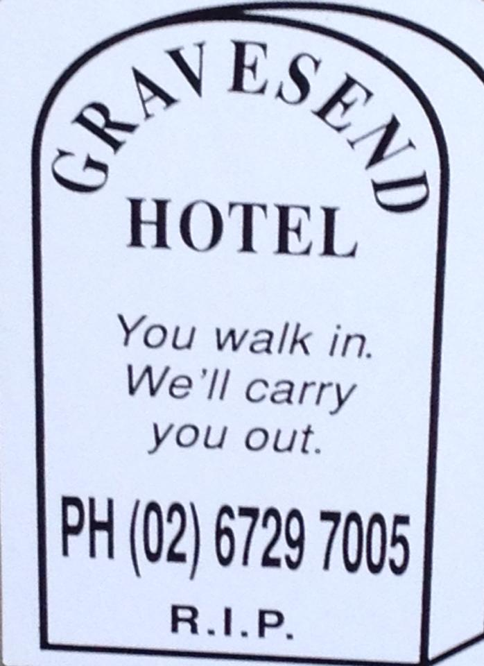 Gravesend Hotel - Whitsundays Accommodation