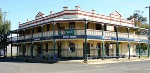 Royal Hotel Boggabri - Whitsundays Accommodation