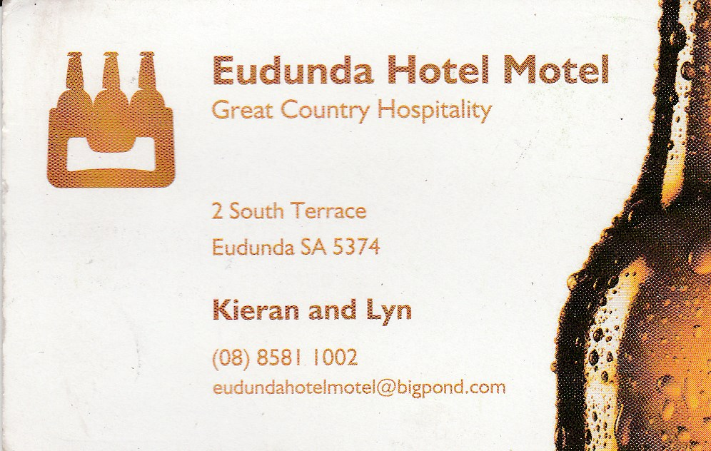 Eudunda Hotel Motel - Whitsundays Accommodation