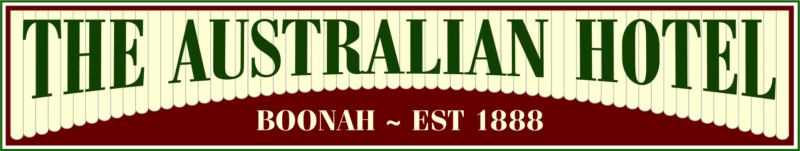 Australian Hotel - Boonah - Whitsundays Accommodation
