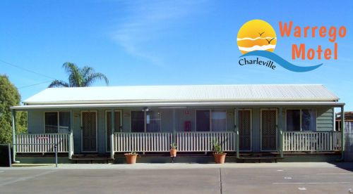 Warrego Motel - Whitsundays Accommodation