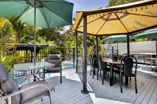 Wombat's Bed & Breakfast Gosford