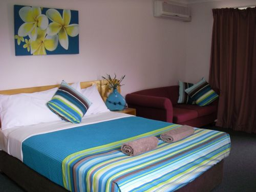 Kilcoy Gardens Motor Inn - Whitsundays Accommodation