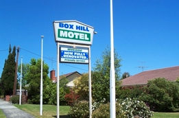 Box Hill Motel - Whitsundays Accommodation