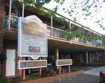 Templers Mill Motel - Whitsundays Accommodation
