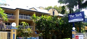 The York Beachfront Holiday Apartments - Whitsundays Accommodation