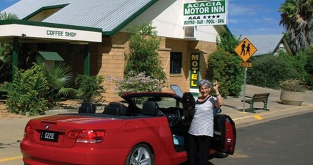 Blackall Acacia Motor Inn - Whitsundays Accommodation