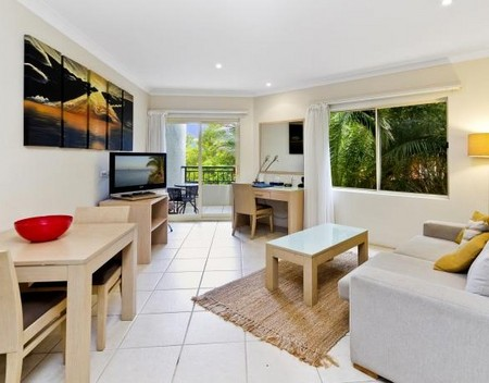 Terrigal Sails Serviced Apartments - Whitsundays Accommodation