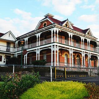 Old England Hotel - Whitsundays Accommodation