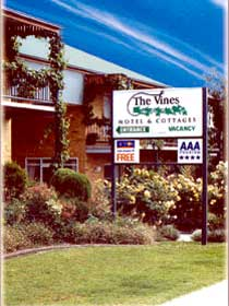 The Vines - Whitsundays Accommodation