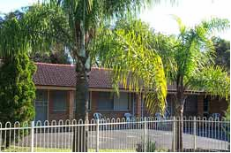 Central Coast Motel - Whitsundays Accommodation