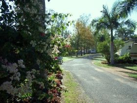 Riverview Caravan Park Gayndah - Whitsundays Accommodation