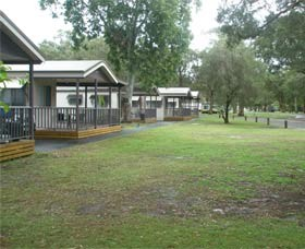 Beachfront Caravan Park - Whitsundays Accommodation