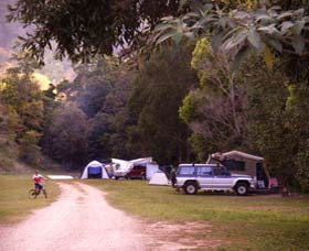 Mt Warning Holiday Park - Whitsundays Accommodation