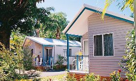Southport Tourist Park - Whitsundays Accommodation